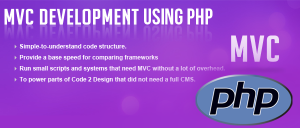 MVC Application Development using  PHP
