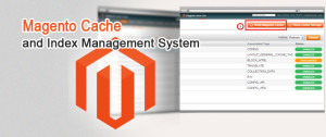 Magento Cache Management and Index Management System