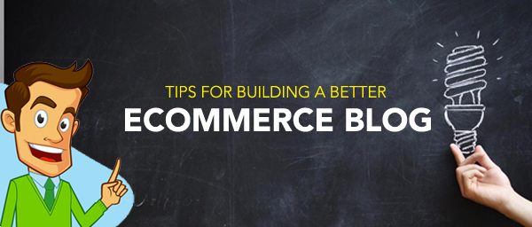 building ecommerce blog